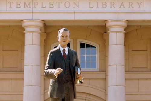 Templeton Library - Sewanee, TN