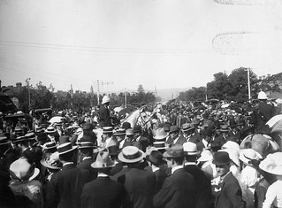 Funeral of Charles Cameron Kingston, Adelaide, 1908