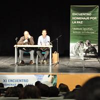 Encuentro homenaje por la Paz en La Ranilla