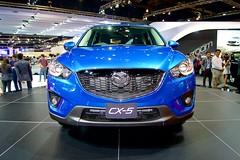 Mazda CX-5 at the 34th Bangkok International Motor Show