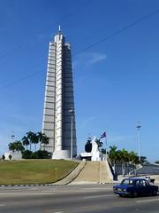 Monumento a José Martí, Plaza de la Revolución - La Habana, Cuba