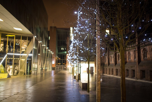 4AM Project - On Spinningfields