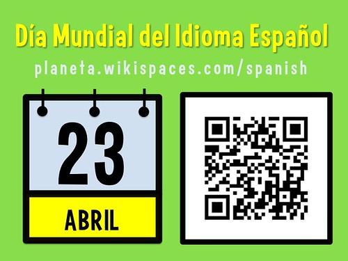 Día Mundial del Idioma Español