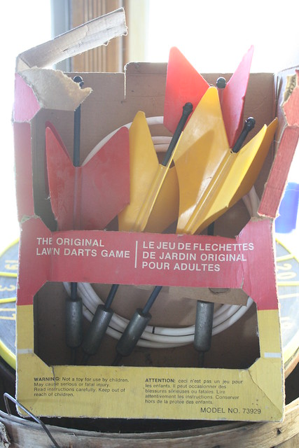 lawn darts jarts