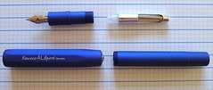 Kaweco Mini Converter - Open