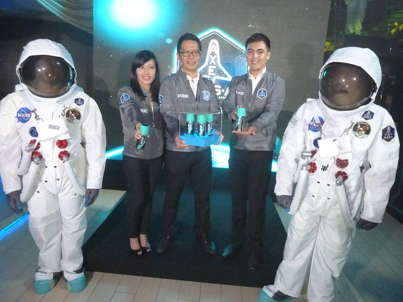 Kee Hua Chee Live!: AXE LAUNCHES SEARCH FOR NEXT MALAYSIAN ...