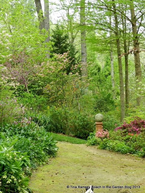 In the garden april 2013 Deniece williams i come to the garden alone