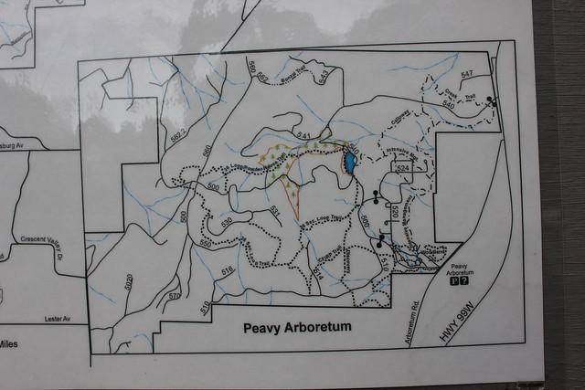 Peavy Arboretum