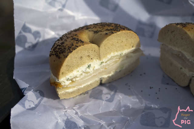 Russ and Daughters   The Perfect Breakfast Sandwich: Bagel, Smoked Fish and Cream Cheese