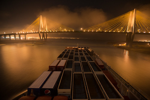 Ship and Bridge, 12/5/12