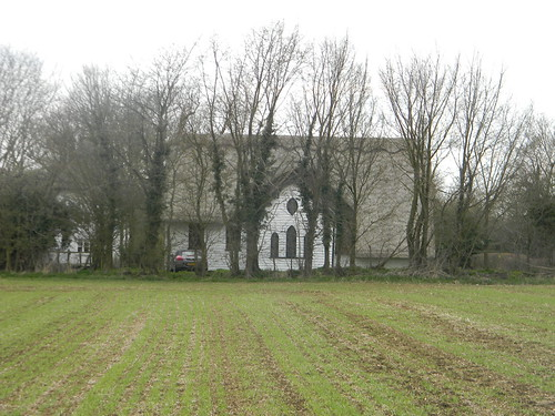 Thatched chapel, Pond Street