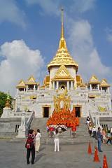 9 Temples tour Bangkok 2013
