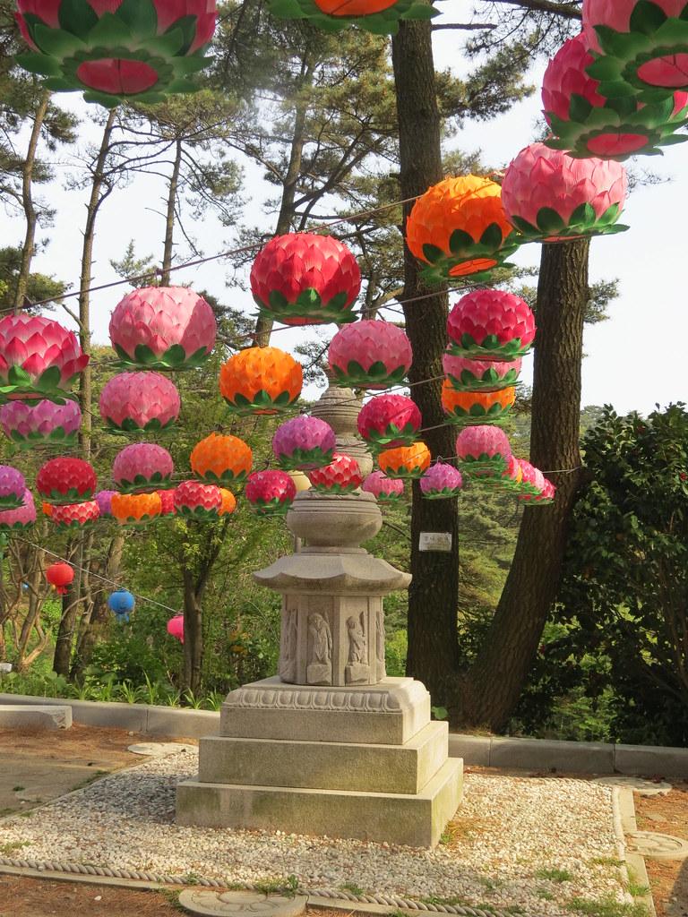 Taejongdae Temple