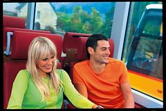 Swiss Transfer Ticket– vlakem, autobusem ilodí zhraničního nádraží