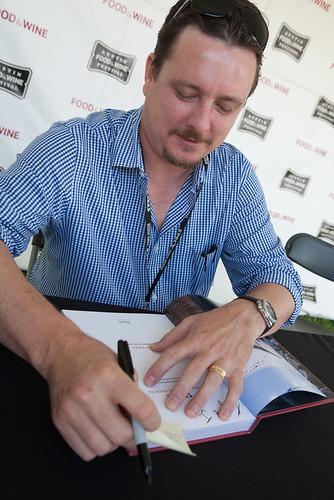 Book Signing - Tim Byres