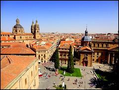 Spain. Salamanca
