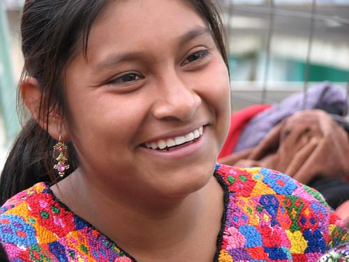 vibrant Guatemalan life