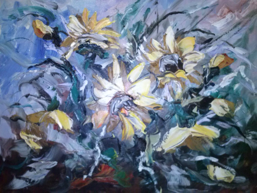 oil painting 60x40 300 euro