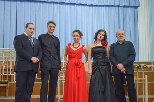 Концерт Камерного Оркестра 2013