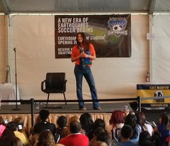 Hope Solo @ Cal North Soccer Fest