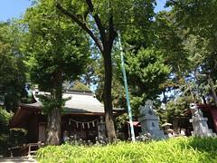 熊野神社 多摩市