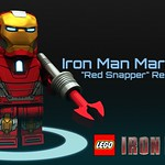 LEGO Iron Man 3 - Mark XXXV