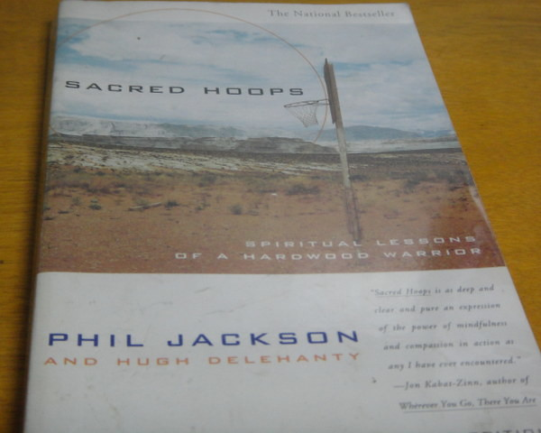 a review of sacred hoops by phil jackson Sacred hoops: spiritual lessons of a hardwood warrior by phil jackson starting at $099 sacred hoops: spiritual lessons of a hardwood warrior has 6 available editions to buy at half price books marketplace.