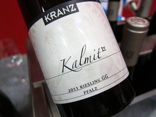 2011 Kalmit Weingut Kranz