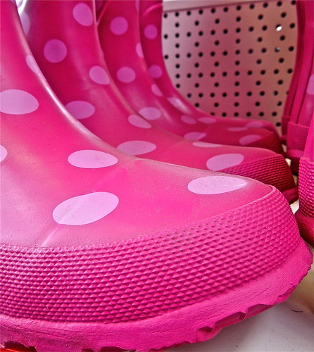 Blobby Wellies by Irene_A_