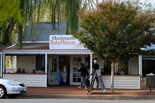 Balingup - The Mushroom Bakehouse & Cafe