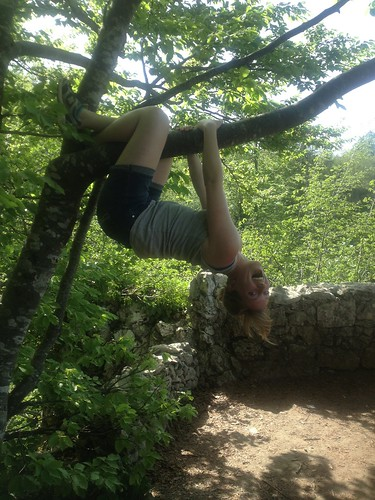Just hanging around... LOL