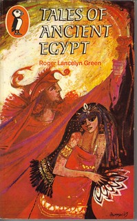 Tales of Ancient Egypt, by Roger Lancelyn Green
