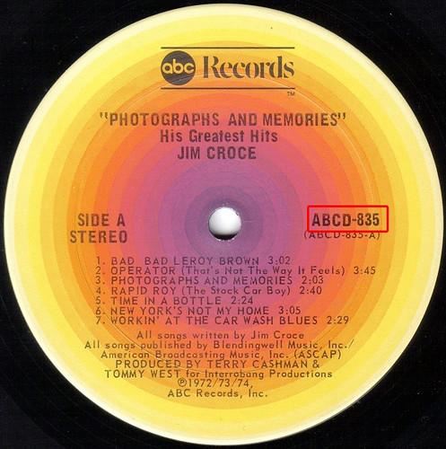 record code