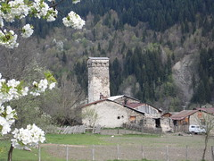 Farm with Tower, Svaneti