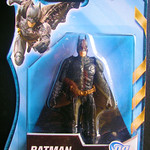 Batman Action Figure From The Dark Knight Rises.