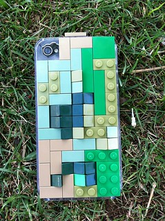 Camo Lego iPhone Smallworks Brickcase
