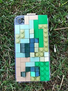 Camo Lego iPhone Smallworks Brickcase
