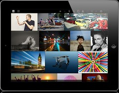 Galleryr Pro - iPad App