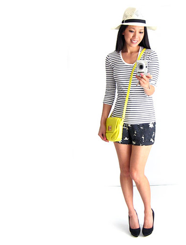 3 Ways to Wear - Spots and Stripes