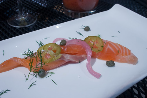 House Cured Gravlox