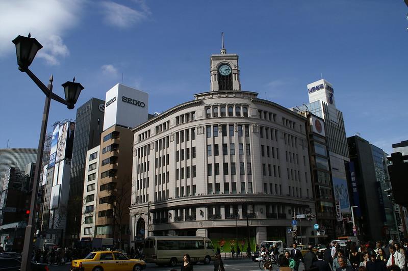 Ginza - Tokyo - Japan