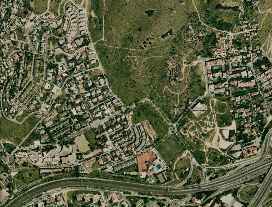 finestrelles, barcelona, esplugues, llobregat, cataluña, catalunya, antes, desastre, urbanístico, planeamiento, urbano, urbanismo, construcción