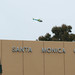 santa monica college shooting police helicopter