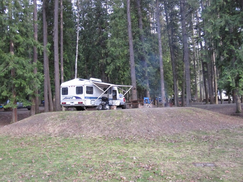 First camping trip blog