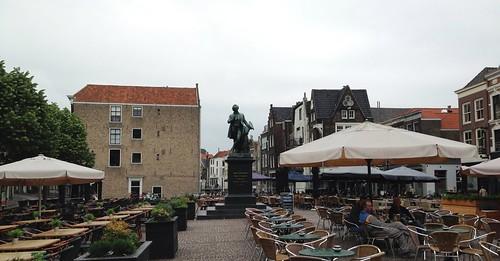 Dordrecht, scheffersplein