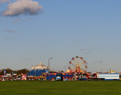 Fairground Blackheath