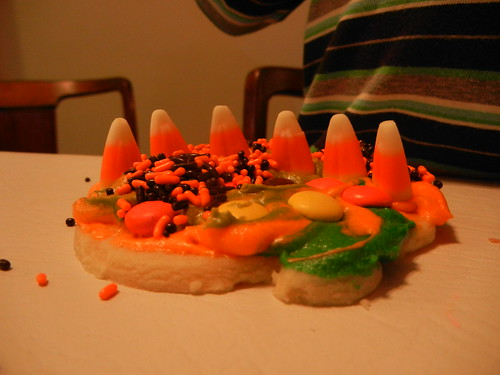 Oct 27 2014 FHE Halloween Sugar Cookies (13)