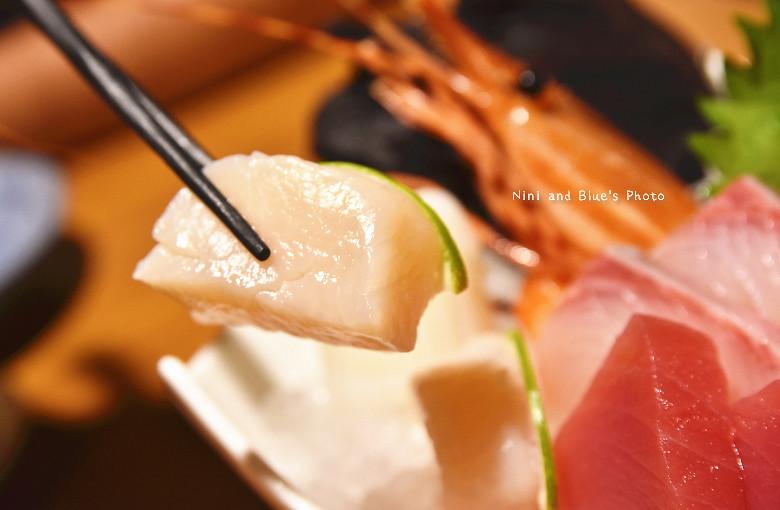 台中公益路日式料理桀壽司無菜單料理海鮮美食餐廳16