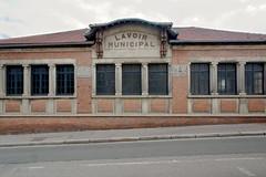 Ancien lavoir municipal d'Elbeuf