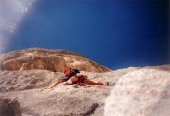 Tim Climbing Image